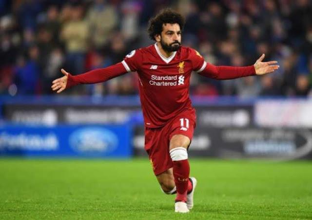 Mohammed Salah Rekurtan Terbaik The Reds