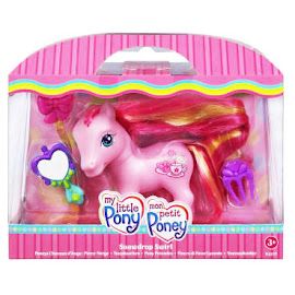 My Little Pony Snowdrop Swirl Super Long Hair G3 Pony