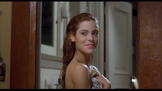 Betsy Russell topless boobs Private School