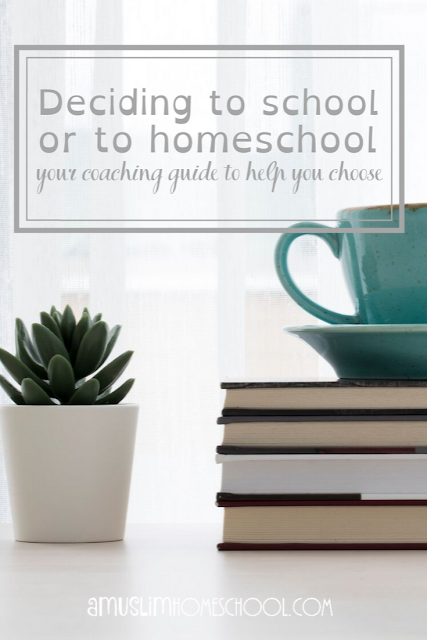 download your free guide to help you choose between school or homeschool for your family