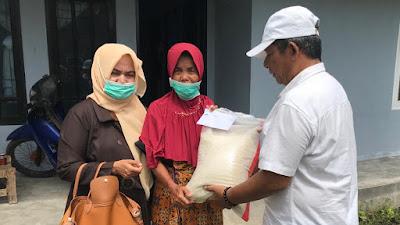Bantuan Tiba, Mereka Bahagia