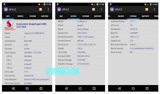 Cara Melihat Spesifikasi Ponsel Android Di Aplikasi Pihak Ketiga