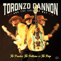 Toronzo Cannon's The Preacher, the Politician or the Pimp