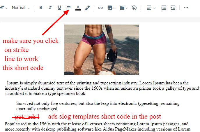 slog news documentation