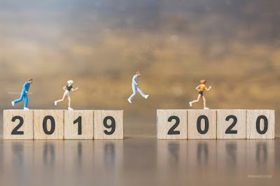 Happy New Year 2020 Greeting Card, Designs, Ideas, Wishes