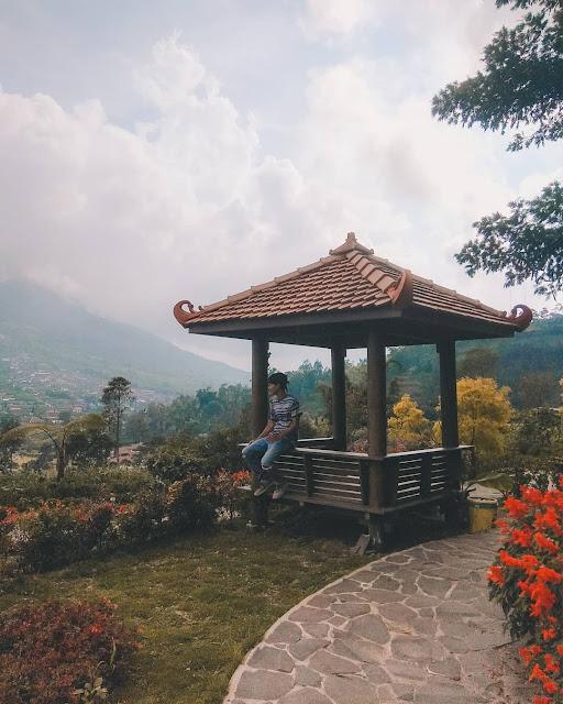 Fasilitas Merapi Garden Boyolali Jawa Tengah