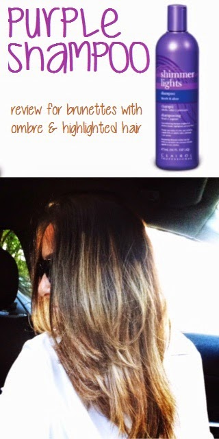 The Beetique Purple Shampoo For Ombr 233 Hair