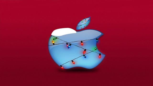 Christmas For Iphone Wallpaper: Free Download Merry Christmas Apple