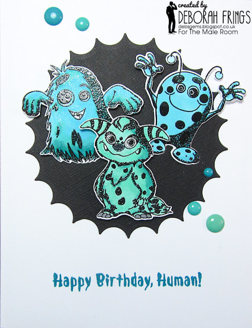 Happy Birthday Human - photo by Deborah Frings - Deborah's Gems
