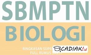 Ebook Modul Sakti UTBK SBMPTN Biologi