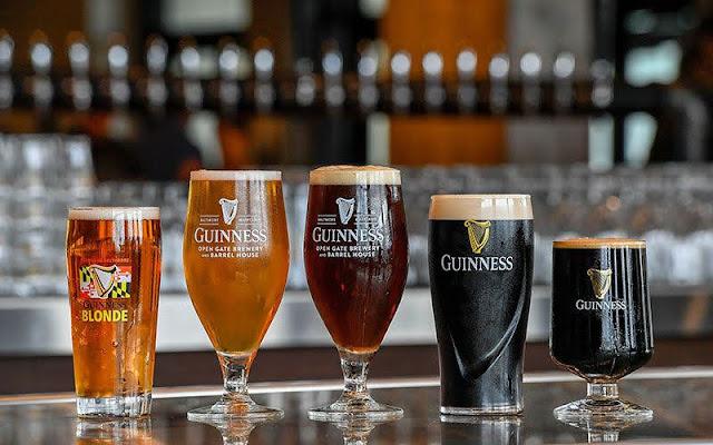 全球前十大啤酒品牌 - Guinness 健力士啤酒