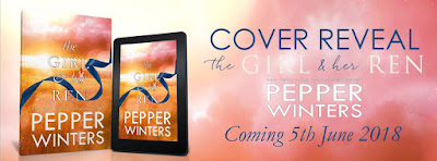 Cover Reveal: The Girl and Her Ren by Pepper Winters