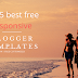 Top 5 best free responsive blogger templates download