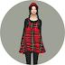 Loosefit Mari Dress+layering Tee_루즈핏 마리 원피스+레이어드 티셔츠_v2(layering sleeve)_여자 의상