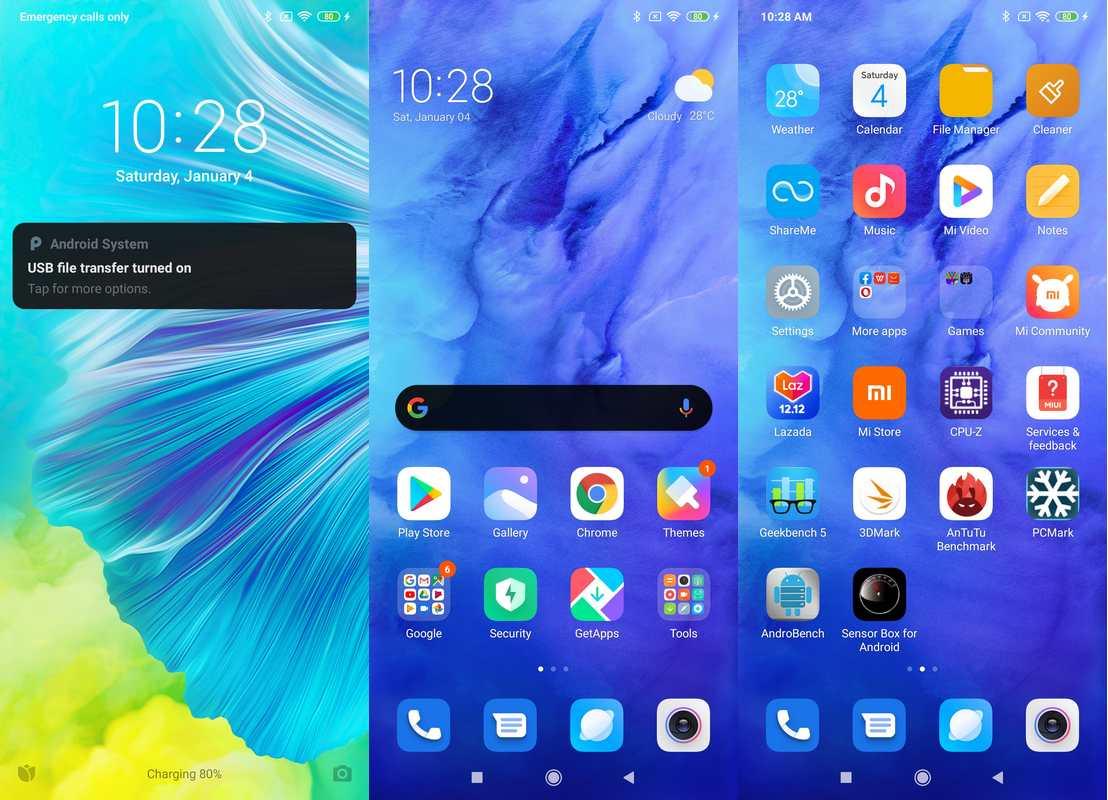 Software & Fitur Xiaomi Mi 9 Lite