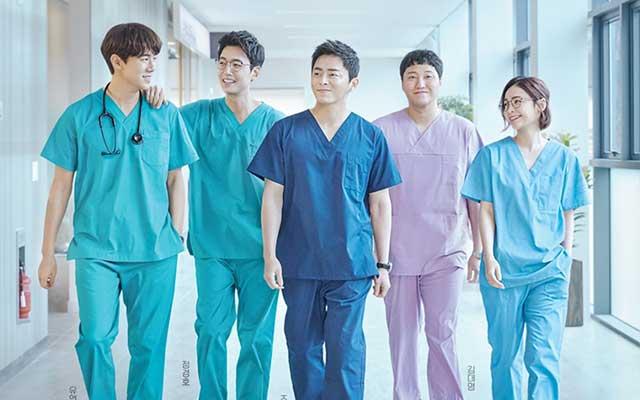 Download Drama Korea Hospital Playlist Batch Subtitle Indonesia