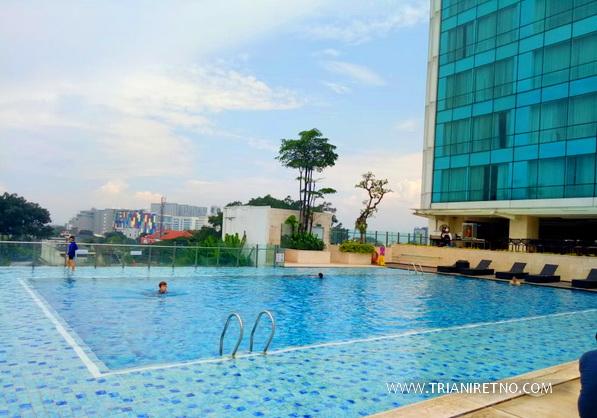 BloggerDay 2019 di Crowne Plaza, Hotel bintang 5 di Bandung