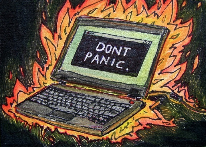 faktor yang menyebabkan laptop overheat