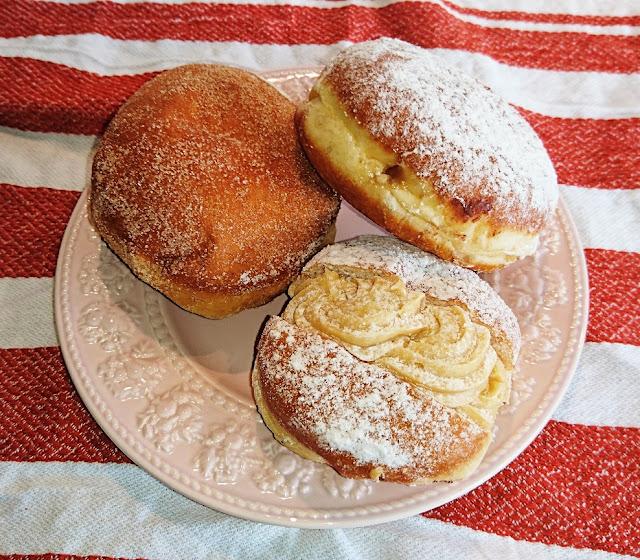Daniel's Donuts, Springvale, doughnuts