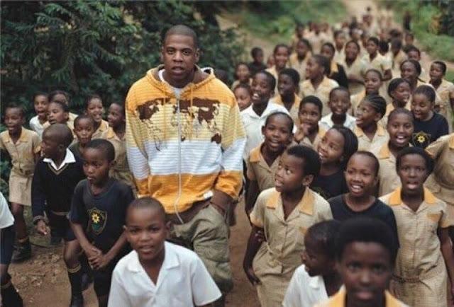 En 2006, Jay Z visitó Sudáfrica