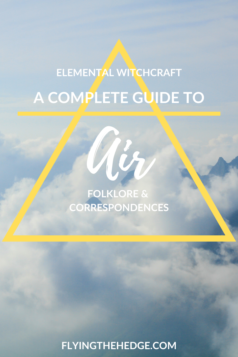 air magic, witchcraft, air witch, air folklore, air correspondences, elemental magic