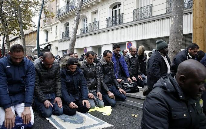 """""""Franciaország egy muszlim ország"""" – ismerte be a stockholmi francia nagykövet"""