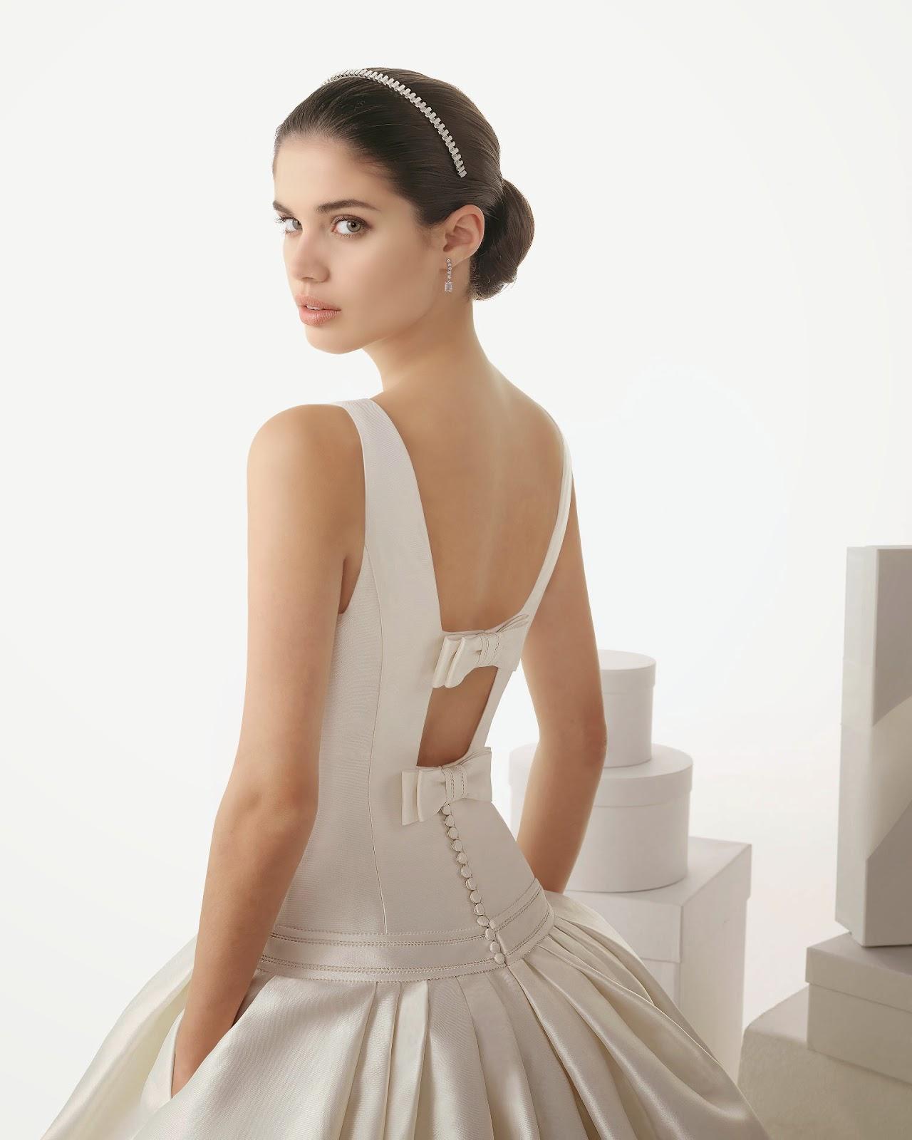 vestido_de_novia_rosa_clara_104 Partecipazione Très ElegantColore Avorio Colore Panna