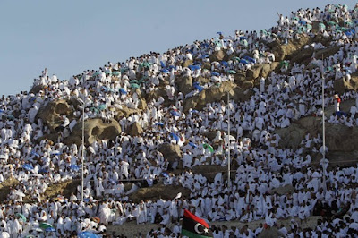 Momentum Terbaik Arafah