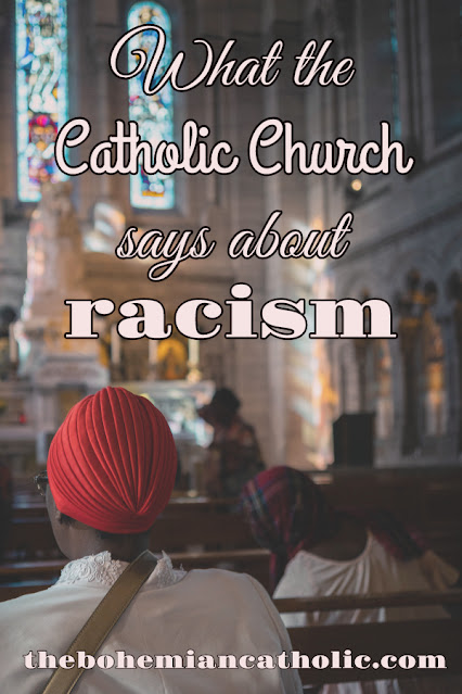 bohemian catholic church racism