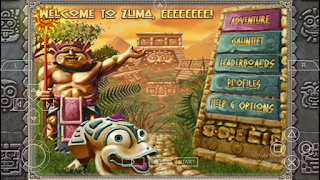 Zuma Spaces High Compress 11mb PPSSPP ISO