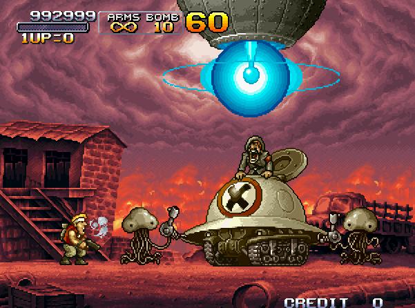 تنزيل لعبة حرب الخليج Metal Slug مجانا برابط مباشر للكمبيوتر