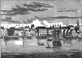 Alexandria Virginia port  in 1836 by American Anti-Slavery Society
