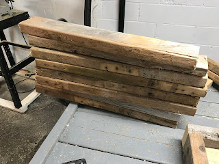 2 foot sections for legs