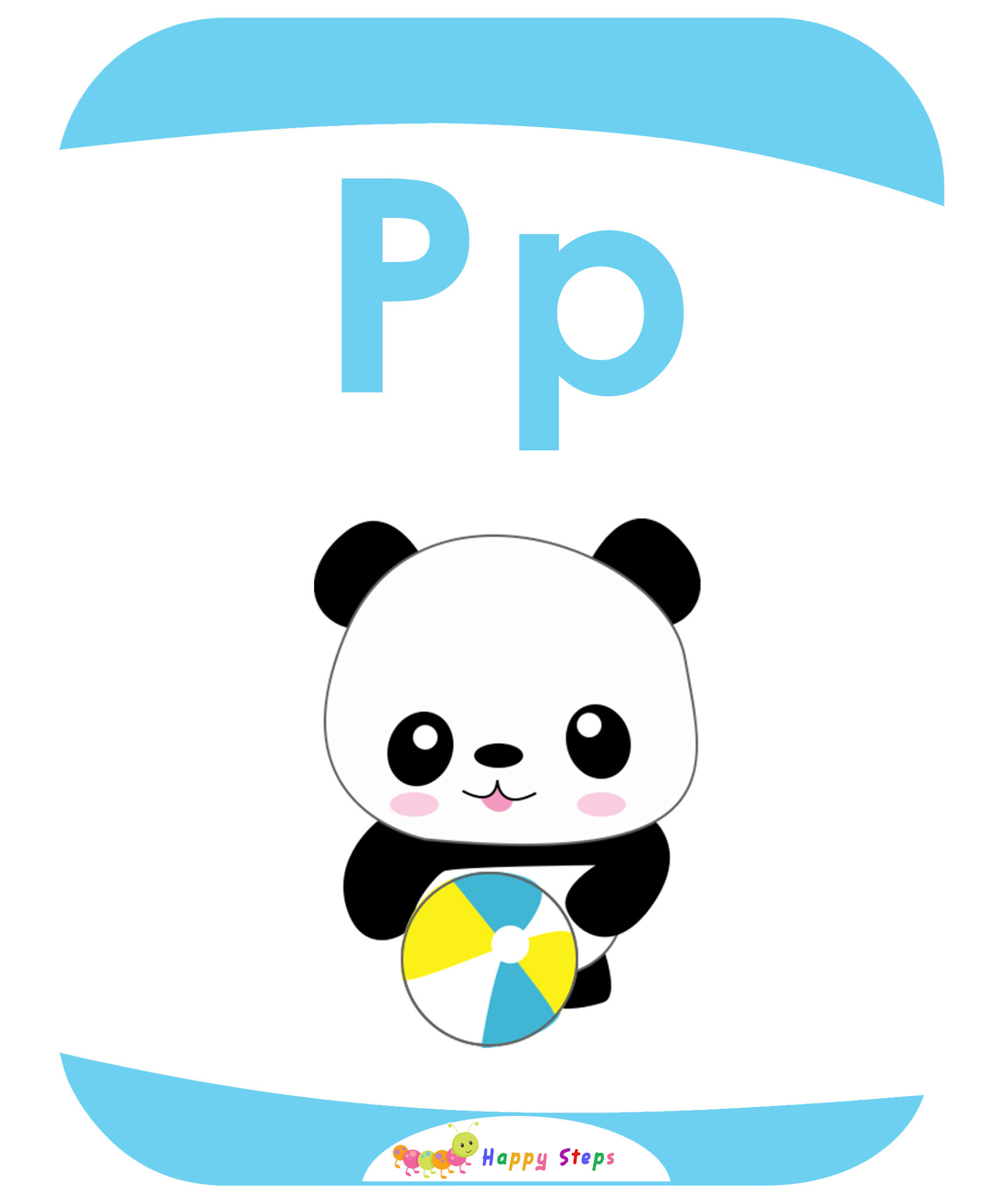 Letter P Flashcards