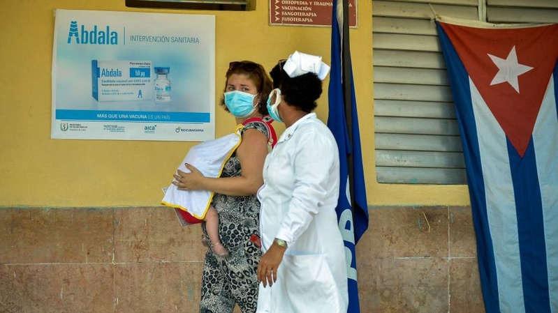 Qué se sabe de la vacuna cubana Abdala con la que inmunizarán a la población en Venezuela