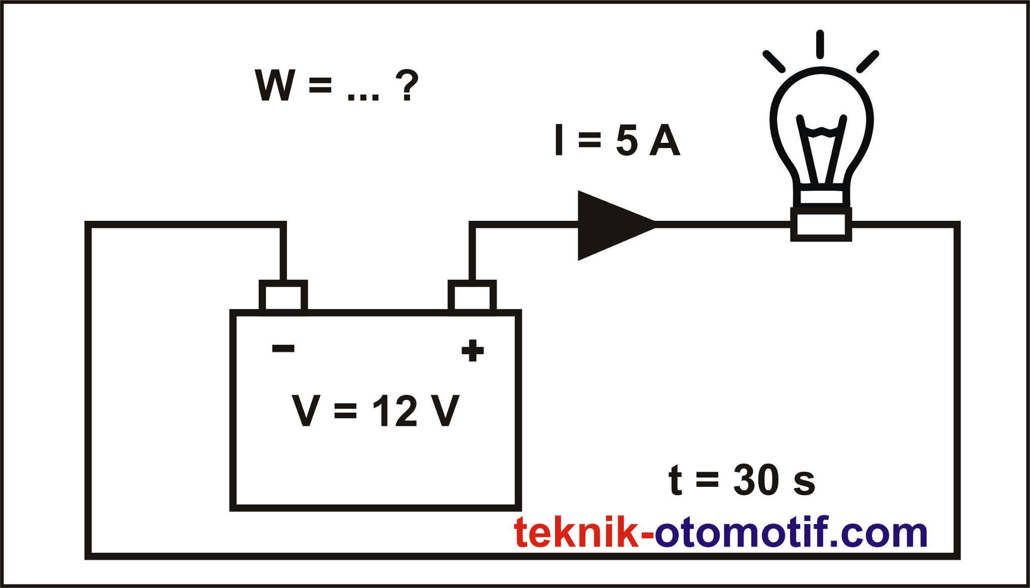 Pengertian Energi Listrik dan Cara Mengihitung Energi ...