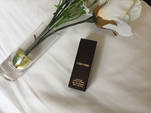 Review: Tom Ford Indian Rose Lipstick
