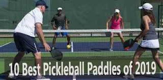 10 Best Pickleball paddles