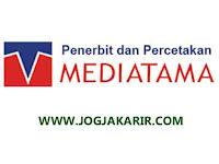 Lowongan Kerja Jogja Mei 2021 di Perusahaan Penerbitan CV Mediatama