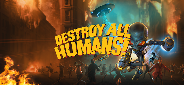 Destroy All Humans Remake are un Demo pentru PC