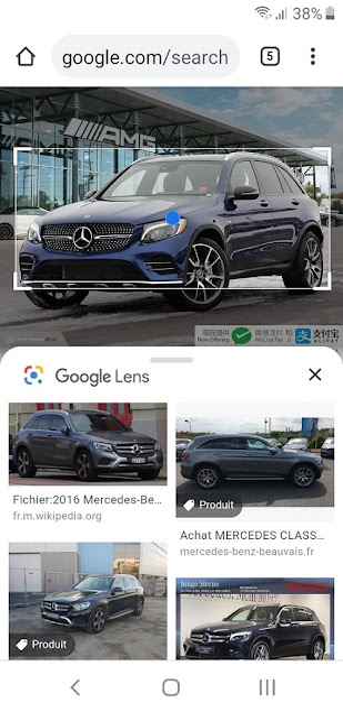 Dans certains cas, la recherche Lens peut être beaucoup plus intelligente et plus utile que Google Images.