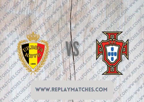 Belgium vs Portugal -Highlights 27 June 2021