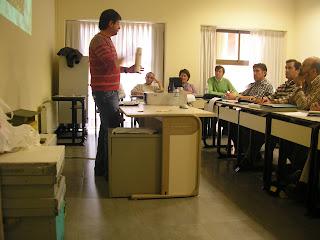 Curso de apicultura básica en Extremadura