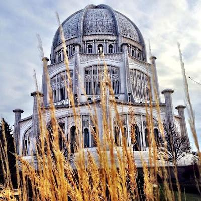 Дом Поклонения Бахаи в США