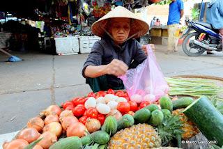 TIGER MARKET. HOI AN, VIETNAM