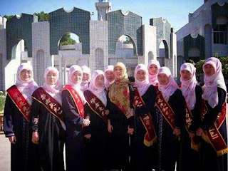 Wanita-Wanita Cina Hafidzah 30 Juz Al-Quran