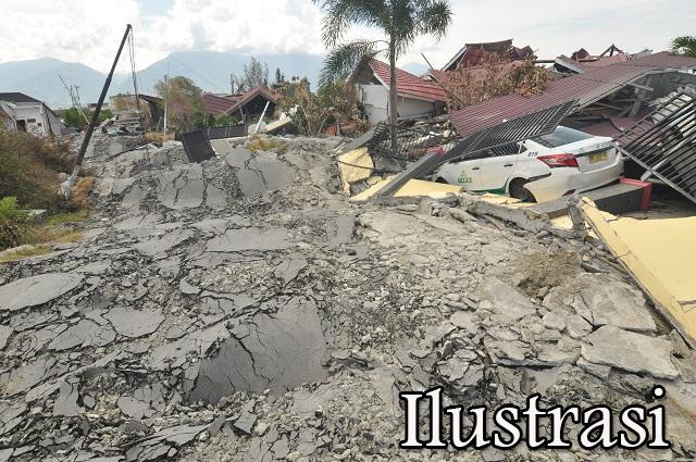 All Owner: Waspada !!! Sukabumi Berpotensi di Guncang