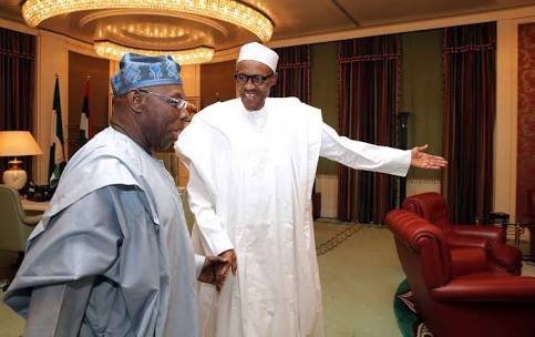 Buhari Says Obasanjo Wasted $16b On Power Projects
