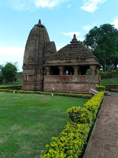 Panchmatha Temple in Amarkantak