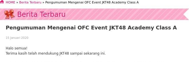 jkt48 ofc event fun karambol bareng member ladang waro